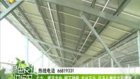 东方:棚顶发电 棚下种植 农光互补 促产业增效农业增收