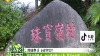 澄邁珠寶嶺村:文化墻扮靚小鄉村 傳遞大文明