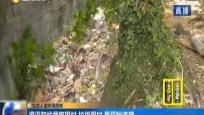 澄迈和岭居那困村 垃圾围村 居民盼清理