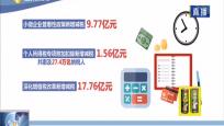 海南上半年共減稅降費66.75億元 有效激發企業創新投資熱情