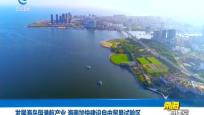 发展海岛型港?#32961;?#19994; 海南加快建设自由贸?#36164;?#39564;区
