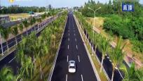 江东新区路网建设加速 椰海大道延长线全线通车