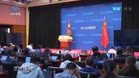 国防部召开十月例行记者会