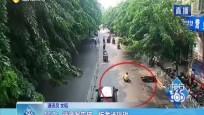 昌江:逃逸案告破 伤者送锦旗