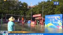 2019第二届三亚市村际排球联赛决赛落幕