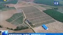 """海南省科技扶贫""""示范村""""数量增加到104个"""