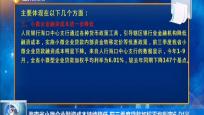 海南省小微企业融资成本持续降低 前三季度贷款加权平均利率6.01%