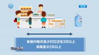 屈莉紅:單位食堂 復工疫情防控不容忽視