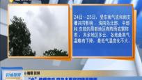 """""""炎""""值爆表后 瓊島本周將迎降溫降雨"""