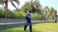 一起来健身 太极拳第十六式:当头炮