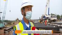 海口白驹大道改造及东延长线工程完成近九成