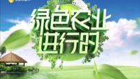 《绿色农业进行时》2020年05月25日