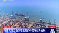 自貿進行時 海南交通運輸領域服務貿易實現創新發展