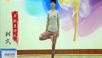 全民健身 瑜伽平衡类体式·树式