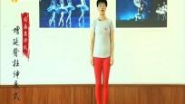 健身瑜伽 前屈类体式 增延脊柱伸展式
