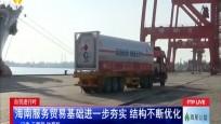 海南服務貿易基礎進一步夯實 結構不斷優化