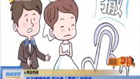 关于婚姻家庭 民法典(草案)这样说