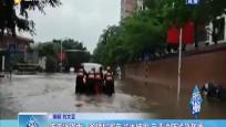 防御强降雨:多辆私家车涉水被困 三亚消防紧急救援