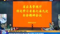 海南省各厅局传达学习省委七届九次全会精神