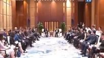 冯飞会见首届消博会企业家代表