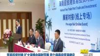 贸易投资对接 扩大消博会辐射范围 助力海南自贸港建设
