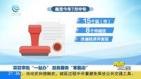"""項目審批""""一站辦"""" 政務服務""""零跑動"""""""