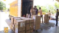 海南快遞業務量持續增長 三個季度完成9619.59萬件