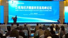 2018海博会:行业精英共商国际旅游服务贸易交流合作