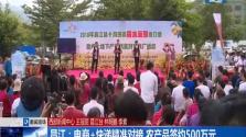 昌江:电商+快递精准对接 农产品签约500万元