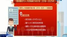一图读懂百万人才进海南行动计划(2018—2025年)