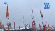 南海热带低压登陆琼海潭门