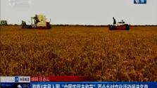 """海南4市县入围""""中国农民丰收节""""百个乡村文化活动候选名单"""