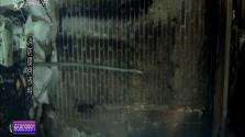 电动车充电引发火灾 当事人已被行政拘留