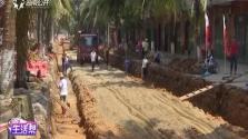 儋州:国庆坚守施工一线 公路建设年底完工