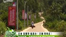 临高新贤:完善基础设施 提升村容村貌