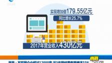 海南:互联网企业超过12000家 近3年网络零售额增速33%