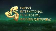 海南岛国际电影节开幕式