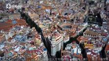 走进西班牙第三大城市瓦伦西亚