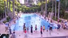 海南:校内游泳课不少于20个学时 力争将游泳纳入中考体育考试自选项目