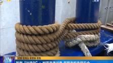 """防御""""沙德尔"""":加强渔港巡查 保障渔船渔民安全"""