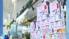 相约消博会 省市自治区展馆布展已完成过半 特色消费品层出不穷