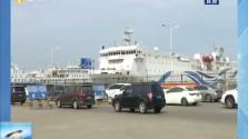 海口预约过海保畅通 230班次渡轮不停歇
