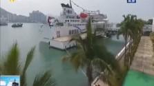 海南开展中资方便旗邮轮海上游航线试点 自8月1日起施行