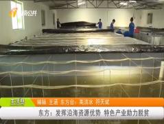 東方:發揮沿海資源優勢 特色產業助力脫貧