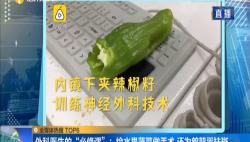 """外科醫生的""""必修課"""":給水果蔬菜做手術 還為鵪鶉蛋祛斑"""