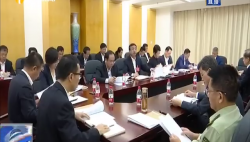 中国共产党海南省第七届委员会第九次全体会议开幕