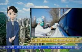 AI播報|海南省公安廳發布《通告》 打擊疫情防控期間違法犯罪行為