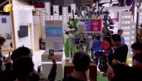 回看:海南网台记者带你逛进博会生活科技馆 感受科技给生活带来的巨大改变
