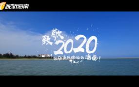 2020年,海南的这些瞬间值得铭记