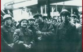 重读• 党史上的今天 1978年9月18日,邓小平视察鞍山钢铁厂